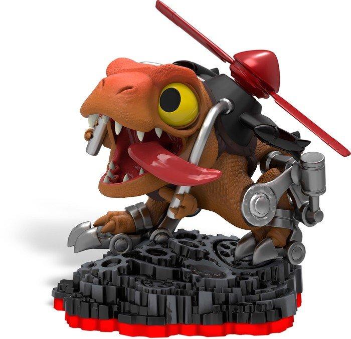 Skylanders: Trap Team - figure Chopper (Xbox 360/Xbox One/PS3/PS4/Wii/WiiU/3DS)