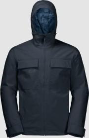 Jack Wolfskin Winter Rain Jacke night blue (Herren) (1112161-1010)