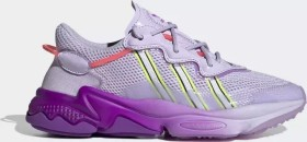 adidas Ozweego bliss purple/cloud white/signal pink (Damen) (FW2736)