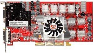ATI FireGL X2-256, Radeon 9800 Pro, 256MB DDR2, 2x DVI (100-505064)