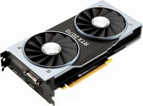 NVIDIA GeForce RTX 2070 Founders Edition, 8GB GDDR6, DVI, HDMI, 2x DP, USB-C (900-1G160-2550-000)
