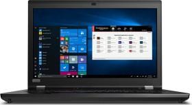 Lenovo ThinkPad P73, Core i7-9850H, 16GB RAM, 1TB HDD, 256GB SSD, Quadro T2000, vPro (20QR002MGE)