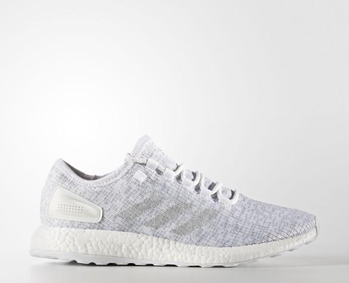 30f04bac6 ... australia adidas pure boost footwear white clear grey mens ba8893 f0412  f9258