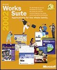 Microsoft: Works Suite 2002 (English) (PC) (B11-00557)