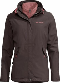 VauDe Rosemoor 3in1 Jacke pecan brown (Damen) (42046-172)