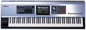 Roland Fantom G8 Synthesizer/Workstation