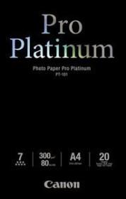 Canon PT-101 photo paper Plus A4, 300g/m², 20 sheets (2768B016)