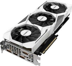 Gigabyte GeForce RTX 2070 SUPER Gaming OC White 8G, 8GB GDDR6, HDMI, 3x DP, USB-C (GV-N207SGAMINGOC WHITE-8GC)