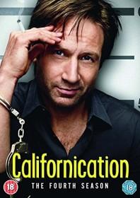 Californication Season 4 (DVD) (UK)