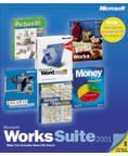 Microsoft: Works Suite 2001 DVD-Version Update (PC)