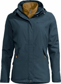 VauDe Rosemoor 3in1 Jacke steel blue (Damen) (42046-303)