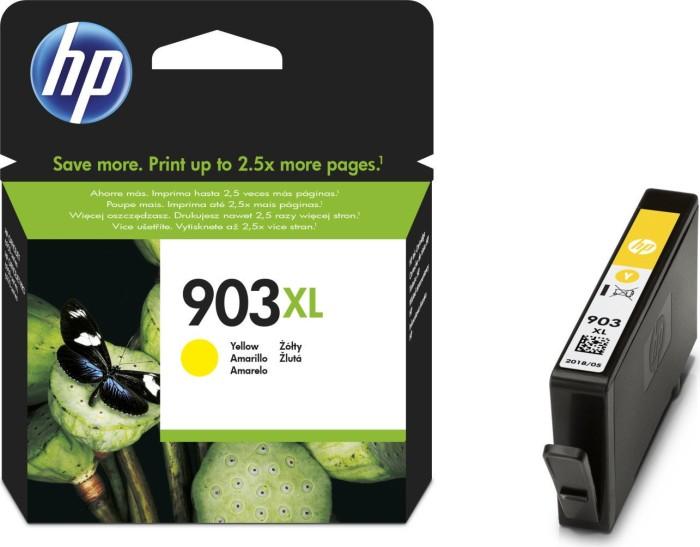 HP Tinte 903 XL gelb hohe Kapazität (T6M11AE) -- via Amazon Partnerprogramm
