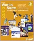 Microsoft Works Suite 2002 (PC) (B11-00524)