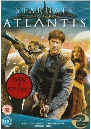 Stargate Atlantis Season 2.1 (UK) -- via Amazon Partnerprogramm