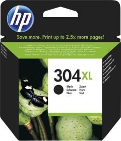 HP Druckkopf mit Tinte 304 XL schwarz (N9K08AE)