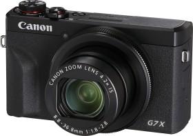 Canon PowerShot G7 X Mark III schwarz (3637C002)