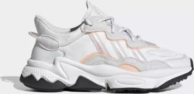 adidas Ozweego crystal white/grey one/haze coral (Junior) (FV5827)