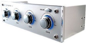 """Cooler Master Aerogate I, sterowanie wentylatorów 5.25"""" 4-kanałowe (ALD-V01)"""