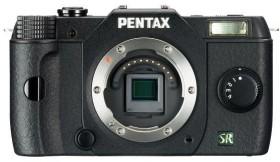 Pentax Q7 schwarz Gehäuse (10404)