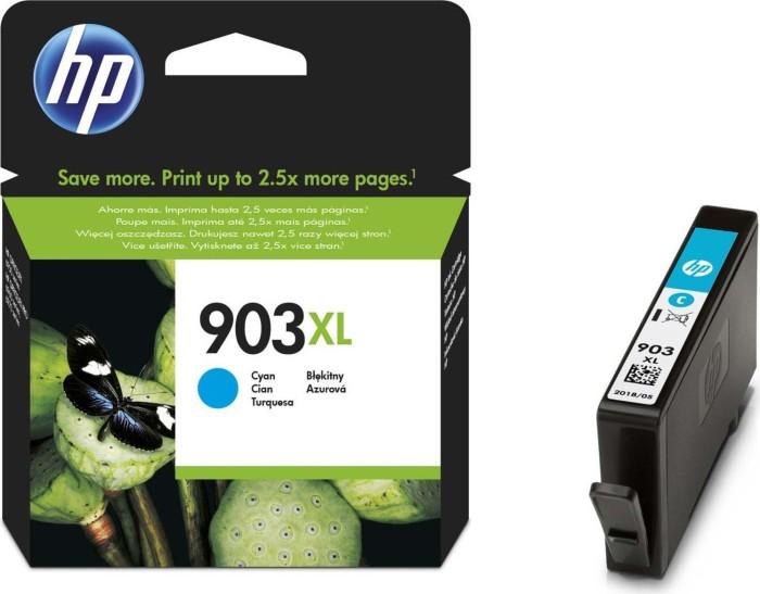 HP Tinte 903 XL cyan hohe Kapazität (T6M03AE)