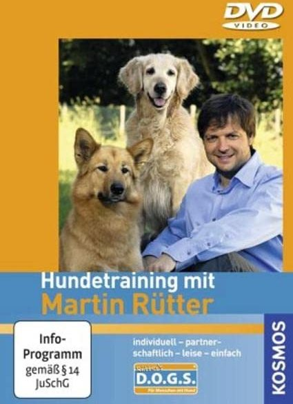 Hundetraining mit Martin Rütter -- via Amazon Partnerprogramm