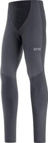 Gore Wear C3 Partial Gore-Tex Infinium Thermo Tights+ Radhose lang black/neon yellow (Herren) (100650-9908)