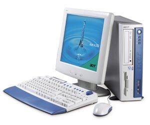 Acer Veriton 3600G, Pentium 4 2.4GHz