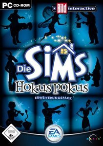 Die Sims - Hokus Pokus (Add-on) (deutsch) (PC)
