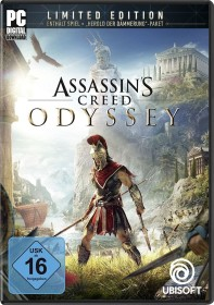 Assassin's Creed: Odyssey - Limited Edition (Download) (PC)