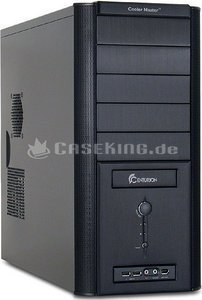 Cooler Master Centurion 534 Lite schwarz (RC-534-KKNA-GP) -- © caseking.de