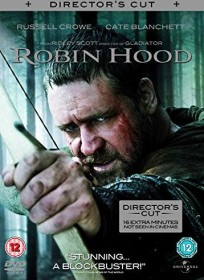 Robin Hood (2010) (DVD) (UK)