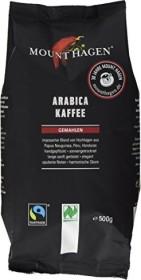 Mount Hagen Arabica Fairtrade Kaffeepulver, 1.00kg (2x 500g)