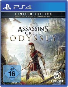 Assassin's Creed: Odyssey - Limited Edition (PS4)