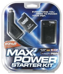 BigBen MaxPower rechargeable battery (PSP)