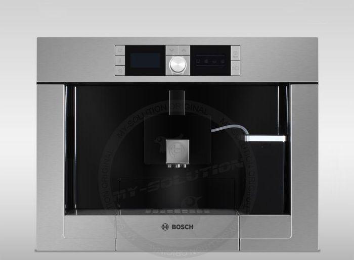 Bosch TCC78K751 Einbau-Kaffeevollautomat | heise online ... | {Einbaukaffeevollautomaten 39}