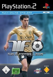 This is Football (TIF) 2005 (German) (PS2)