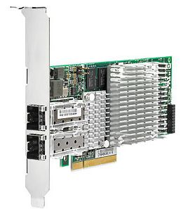 HP NC522SFP, 2x SFP+, PCIe 2.0 x8 (468332-B21)