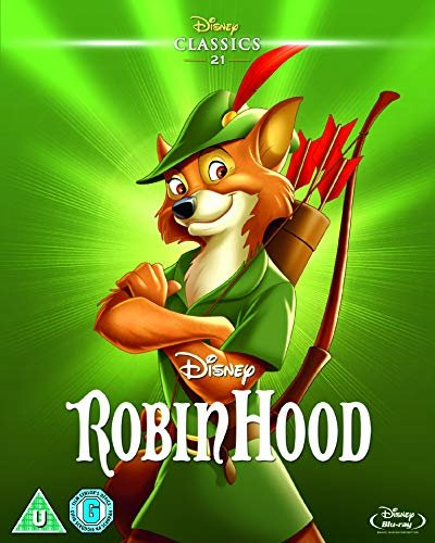 Robin Hood (2010) (Blu-ray) (UK) -- via Amazon Partnerprogramm