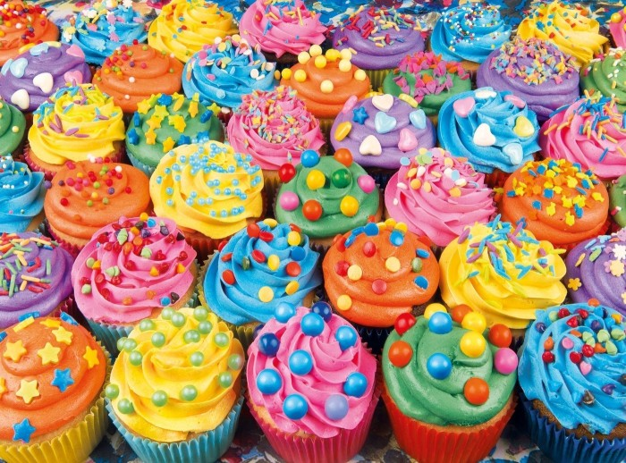 Clementoni Colorful Cupcakes (35057)