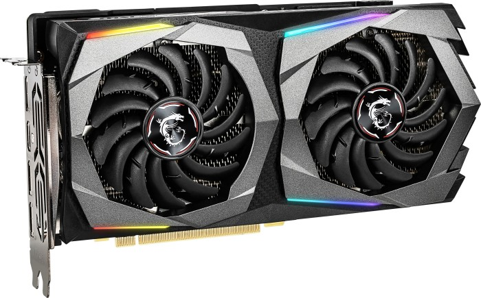 MSI GeForce RTX 2060 SUPER Gaming X, 8GB GDDR6, HDMI, 3x DP (V375-214R)