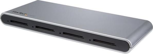 StarTech Multi slot-Card Readers, USB-C 3.1 [socket] (4SD4FCRU31C)