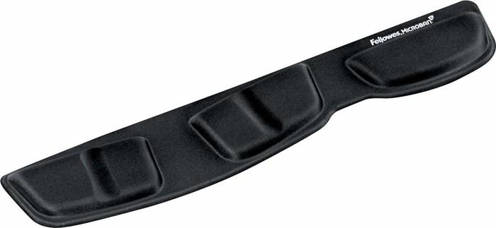 Fellowes Health-V Keyboard-wrist rest black (9182801)