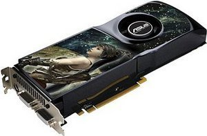 ASUS EN9800GTX+/HTDP/512M, GeForce 9800 GTX+, 512MB DDR3, 2x DVI, TV-out, PCIe 2.0 (90-C3CGN0-J0UAY00T)