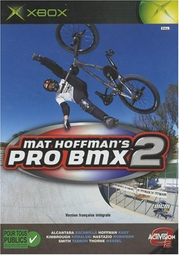 Mat Hoffman's Pro BMX 2 (German) (Xbox) -- via Amazon Partnerprogramm