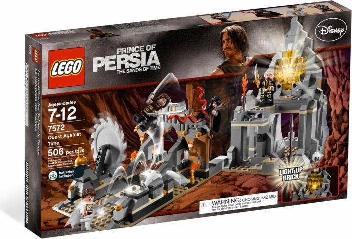 LEGO Prince of Persia - Kampf gegen die Zeit (7572) -- via Amazon Partnerprogramm
