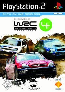 WRC 4 (World Rally Championship 4) (German) (PS2)