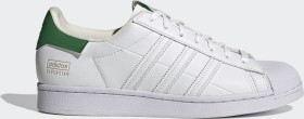 adidas Superstar cloud white/off white/green (FY5480)