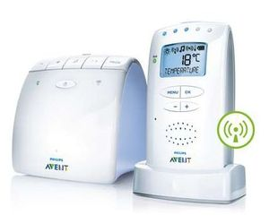 Philips Avent SCD525 Babyphone Digital