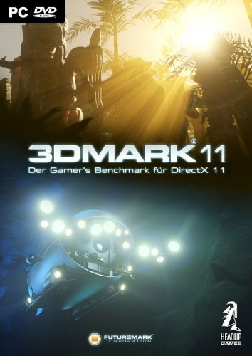 3D Mark 11 (deutsch) (PC) -- via Amazon Partnerprogramm