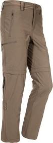 The North Face Exploration Convertible Zip-Off pant long weimaraner brown (men)